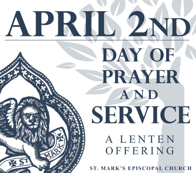 Lenten Offering, Day of Prayer and Service