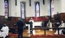 San Antonio Express News Article - Christmas at St. Mark's