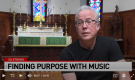 Radney Foster, visiting St. Mark's Episcopal Church. SA STRONG: Country music singer making a comeback after losing voice.
